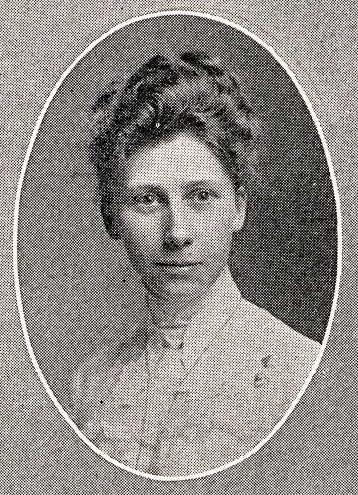 cora yearbook portrait