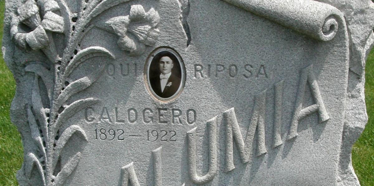 Unearthed: Calogero Lalumia