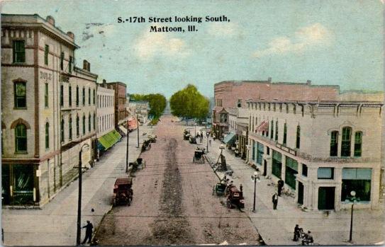mattoon street