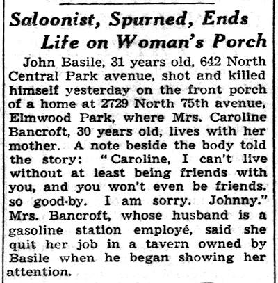 Chicago Tribune Aug. 18, 1935