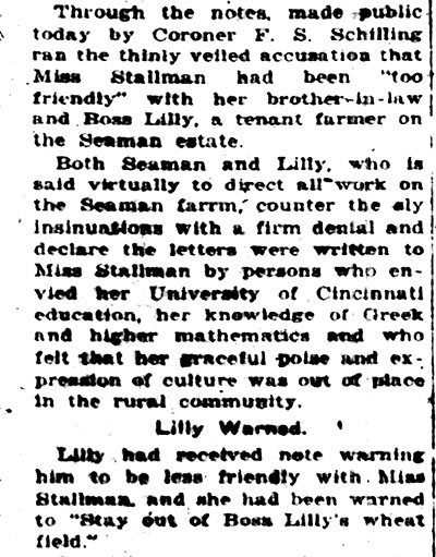 Streator Daily Free Press (Streator, Illinois); 4 Aug 1925