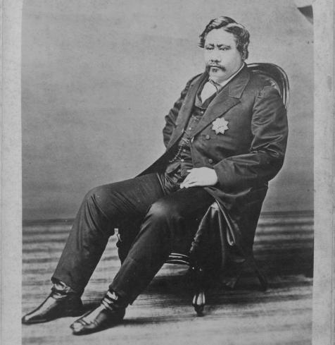 Kamehameha V (1865).