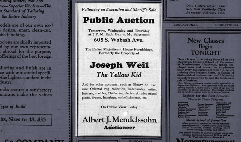 Chicago_Tribune_Mon__Feb_8__1926_auction
