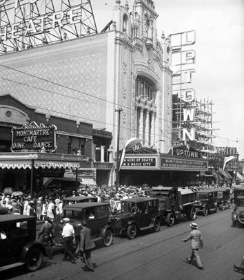 uptown 1920s