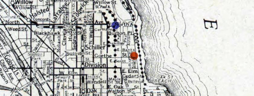 tenner map