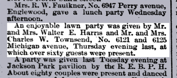 party news