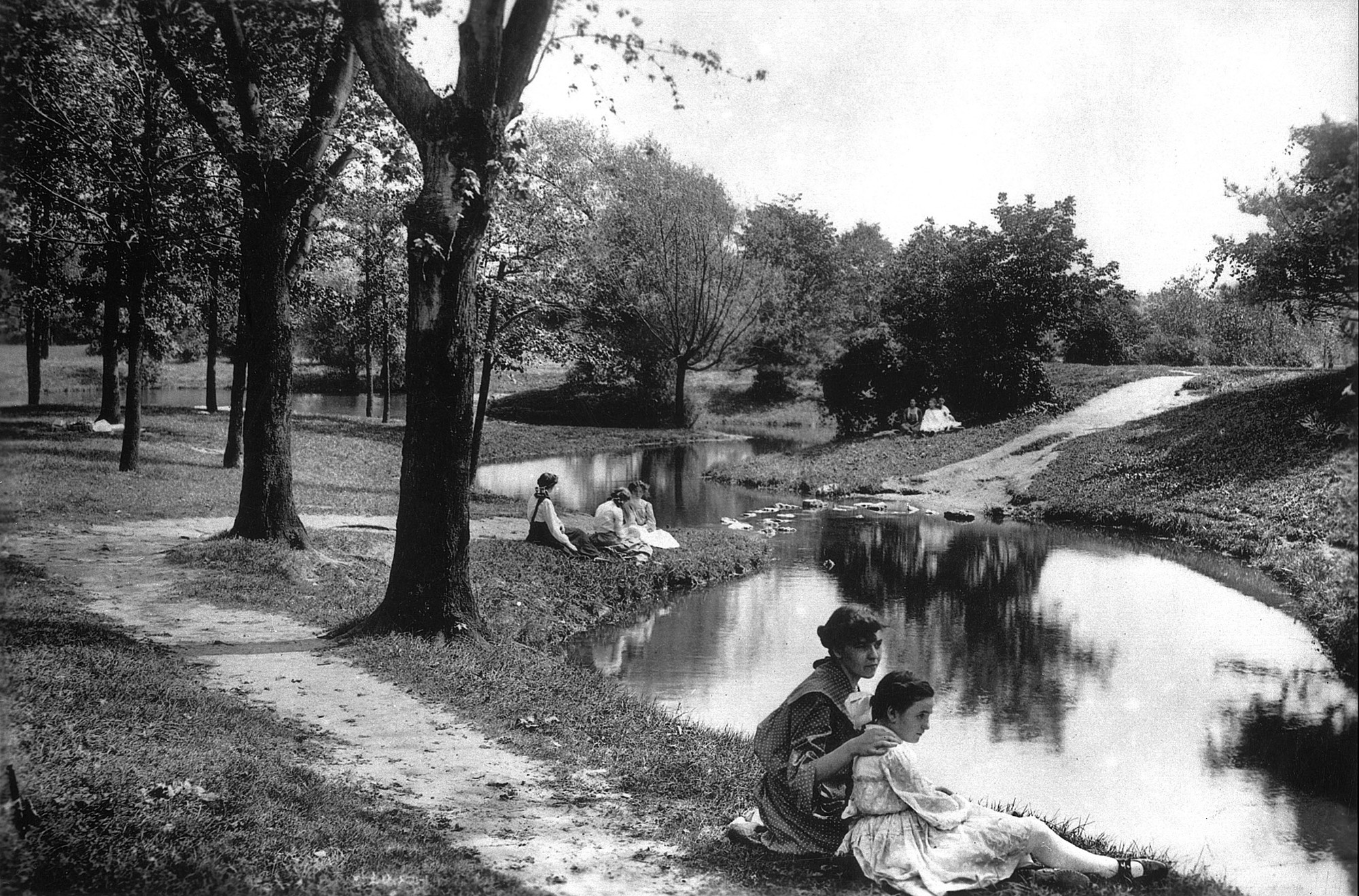 Washington Park, c. 1910